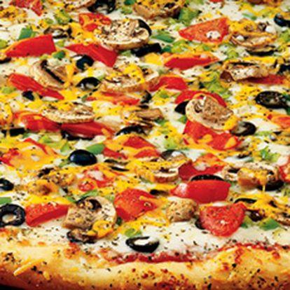110 Kč za 2 PIZZY DLE VAŠEHO VÝBĚRU v občerstvení u OC KAROLÍNA !! Zpříjemněte si nákupy a pochutnejte si na italské specialitě o průměru 32 cm!! Dopřejte si kousek Itálie za poloviční cenu!!!