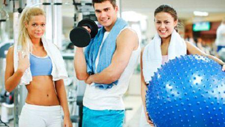 Zajděte si do fitness už dnes! Formujte postavu a odbourejte stres. 51% sleva na neomezený vstup do plně vybaveného fitness centra. Ke cvičení dostanete koktejl nebo iontový nápoj.