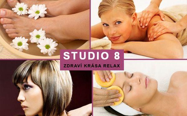 VALENTÝNSKÝ DEN: 5 hodin péče o celé tělo! Čeká vás masáž, kosmetika, pedikúra, péče o ruce, regenerace vlasů a finální úprava účesu!