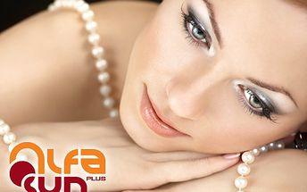 Permanentní make-up očních linek s 56% slevou! Možnost výběru odstínu, výdrž až 5 let!