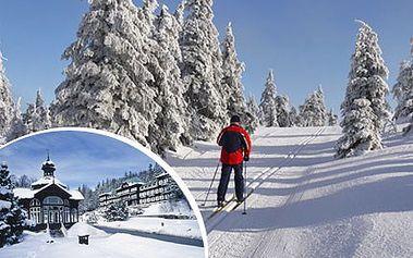 Ubytujte se v Hotelu Hubert a užijte si zimního radování! Zkuste snowboard či lyžování. 40% sleva na pobyt pro 2 osoby na 3 noci se snídaní v Hotelu Hubert v Jeseníkách. Relaxujte nebo si užijte sjezdového i běžeckého lyžování.