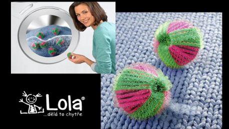 Míčky do pračky proti žmolkům jen za 117,- Kč. Zbavte se žmolků, vlasů či chlupů Vašich domácích mazlíčků z Vašeho prádla bez námahy.