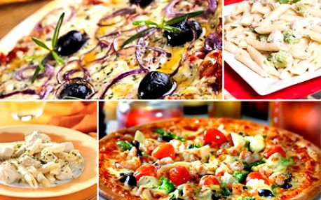 NOVINKA v Plzni! Nečekejte na pobídky. DEGUSTUJTE všechna italská jídla z nabídky. 50% sleva na degustaci italských pokrmů- pizza i italské těstoviny. Vše, co Vaše ústa ráčí v Pizzerii Atlantic.
