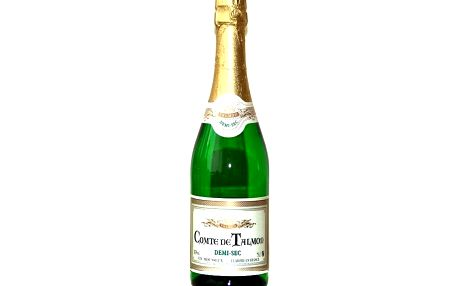 Jen 69,- za francouzský sekt Comte de Talmon! Sekt nemusíte pít jen na Silvestra, ale v jakékoli romantické chvíli!