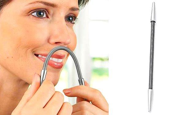 Jen 149 Kč za depilační pružinu k trvalému odstranění chloupků na obličeji. 100% bezpečná a přírodní metoda depilace chloupků. Absolutní novinka na českém trhu s 57% slevou!