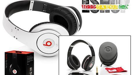 67% sleva na sluchátka Beats by Dre Studio – špičková kvalita za nízkou cenu!