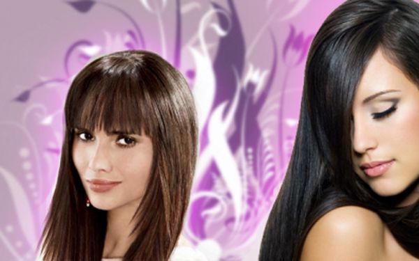 Nyní v centru Brna! Prodloužení a zahuštění vlasů metodou Keratin! Sami si vyberete druh vlasů a jejich odstín! Fantastická cena 1 599 Kč!