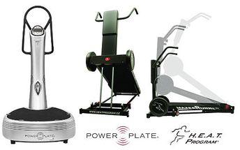 Rychlý úbytek váhy na POWER PLATE a H.A.E.T., akce 10+10 s 30% slevou za 840 Kč