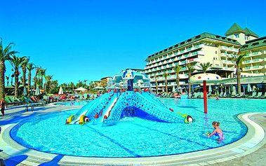 FIRST MINUTE do Turecka na 8 dní so službami All Inclusive v 5* hotelovom rezorte M. C. ARANCIA RESORT od CK OREX TRAVEL so zľavou 33%! Odlety z Bratislavy a Sliača! Všetky poplatky v cene! Pre rezerváciu stačí zaplatiť zálohovú platbu len 130€/osoba.