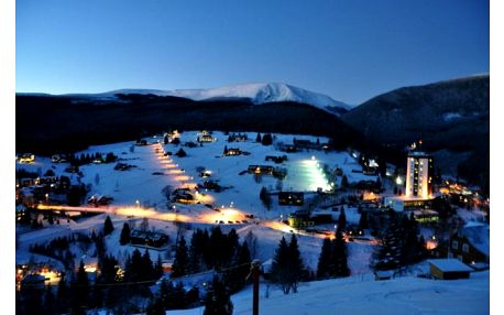Ski & wellness - 8 dní (7 nocí)
