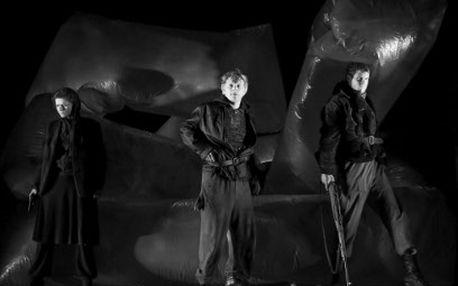 Divadlo Na zábradlí za polovic – 2 lístky od 250 Kč na tři skvělá představení!