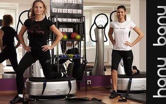 79 Kč za 2 cvičení na přístroji Power plate s trenérem. Získejte krásné a pevné tělo díky revolučnímu cvičení s Power plate ve Fitness hany bany pro ženy. HyperSleva 64 %.