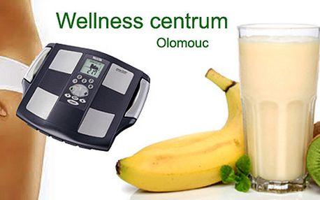 Změňte svůj životní styl k lepšímu! Komplexní analýza těla včetně poradenství + vzorový týdenní jídelníček na hubnutí jako dárek!