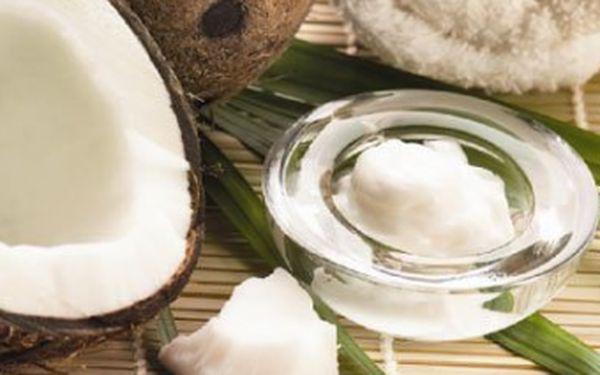 Luxusní masáž s kokosovýmolejemjen za125 Kč!Užijte si nevšední 30 minutový relax a nastartujte své tělo unikátnímasáží, kterávás zbaví bolesti a stresu. Budete se cítit jako znovuzrozenía ušetříte50 %!