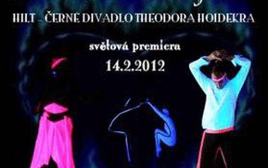 2 vstupenky na světovou premiéru SEN ROMEA A JULIE. Magická show plná optických iluzí na pozadí světoznámého příběhu VELKÉ LÁSKY - již 14. 2. 2012!