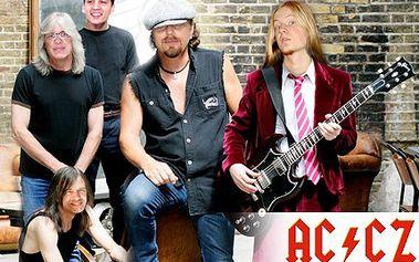 Užijte si hard rock v Ústí, AC-DC Revival jsou vážně hustí! 50% sleva na koncert AC-DC Revival 4.2.2012 v MUSIC PUB DOMA v Ústí nad Labem.