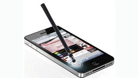 Nechcete mít věčně svůj chytrý telefon či tablet upatlaný od prstů? Řešení se jmenuje Sensible pen a Vy ho můžete mít se slevou 63% za neuvěřitelných 69Kč!