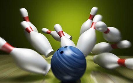 Pro všechny začátečníky, rekreační i profesionální hráče bowlingu je tady 50% sleva na 3 hodiny bowlingu! Nyní pouze 260 Kč! Přijďte si zahrát! Bavte se v partě, s kolegy nebo kamarády.