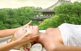 Perla orientu. Luxusní 90 minutová masáž s použitím vonných olejů dovezených z Indie. Aromaterapie pro ženy.