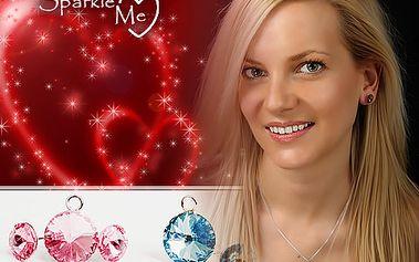 Dárková sada od Swarovski jen za 299 Kč! Skvělý dárek k Valentýnu!