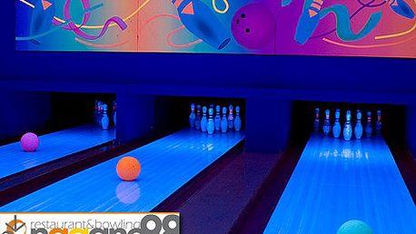 50% sleva na bowling! Bavte se s přáteli, získáváte 2h za akční cenu!