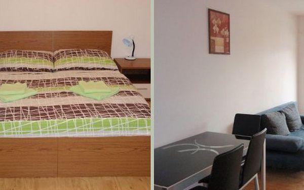 Třídenní pobyt v apartmánech Jezerní vyhlídka na Lipně nedaleko sjezdovek až pro 4 osoby za 1970 Kč. Cena zahrnuje ubytování na 2 noci v apartmánu pro maximálně 4 osoby, parkování a WiFi připojení na internet zdarma.