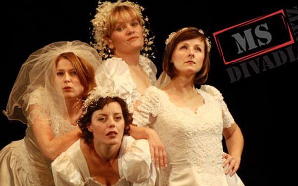 100 minut smíchu a zábavy! Komedie Ženy aneb My jsme všechny princezna za pouhých 100Kč v divadle Malá scéna Zlín. 2 vstupenky s 50% HyperSlevou.
