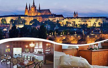 Užijte si pobyt ve stověžaté Praze. V Hotelu Olympik se mějte blaze. 30% sleva na pobyt na 2 noci se snídaní pro 2 osoby v Hotelu Olympik v Praze.