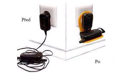 Držák na mobil je elegantní řešení pro nabíjení mobilu, PDA nebo MP3 přehrávače a to jen za . . . 35,-