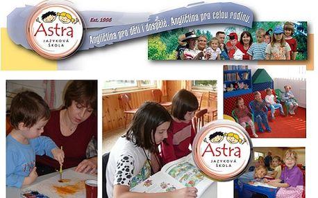1194 Kč za výtvarné hrátky s angličtinou pro děti od 2 do 3 let v Brně. Spojte příjemné s užitečným. Vaše děti budou nenásilnou formou vstřebávat nový jazyk.