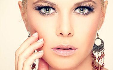 Nebaví Vás každodenní malování? PERMANENTNÍ make-up Vám život dost usnadní. 51% sleva na permanentní make-up, voucher využijte na úpravu obočí či očních linek.