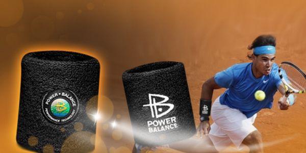 Neodbíhejte od hry pro ručník a využijte 80% slevu na potítko Power Balance s hologramem v dárkovém balení, které používají ti největší sportovci! Akční cena 139 Kč!