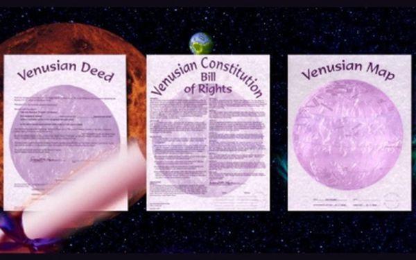263 Kč za akr pozemku na Venuši! Hledáte originální dárek? Věnujte akr pozemku na Venuši a uvidíte, že překvapíte originalitou! V ceně je balné a poštovné!