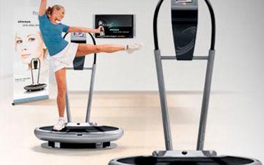 Jen 190 Kč za 2 x 30 minut cvičení na Fitvibe® - vibrační plošině s trenérem (novinka v Brně). Ke cvičení možnost využít vibrační činky zdarma! Spalování tuku, zlepšení kondice, léčba a prevence osteoporózy, prevence úbytku svalové hmoty. Sleva 50%!