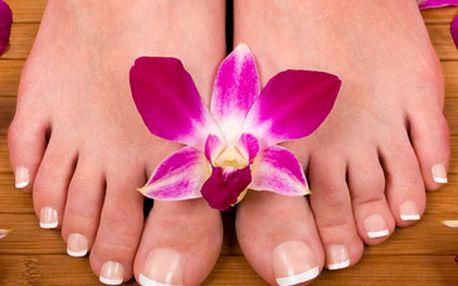 JEN 99 Kč za mokrou PEDIKÚRU na nohy v hodnotě 180 Kč! Udržujte si své nožky stále krásné a upravené a dopřejte jim luxusní péči, kterou si jistě zaslouží! Fantastická sleva 45 %!