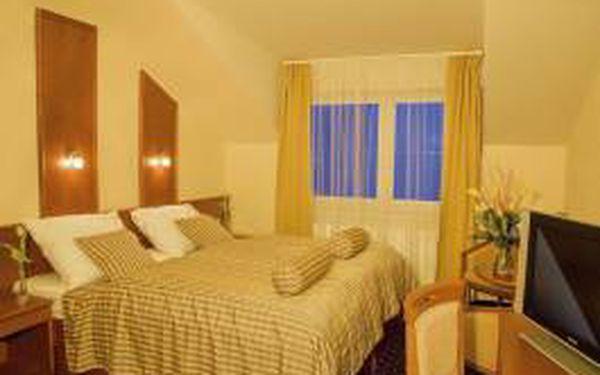 Valentýnský pobyt pro DVA v Plzni za 1999 Kč!!! Luxusní hotel Primavera **** Vás zve na romantický valentýnský pobyt na 2 dny (1 noc) s 3-chodovou večeří při svíčkách a snídaní!!!