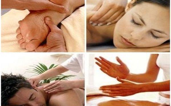 Masáž v centru Hradce Králové dle Vašeho výběru pouze za 239,- Kč! Uvolněte své tělo po náročném dni a dopřejte si perfektní masáž, kterou si sami vyberete !