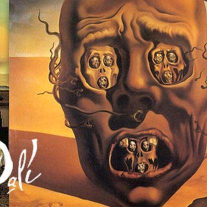 149 Kč za DVĚ vstupenky na výstavu Salvadora Dalí. Ucelené dílo surrealistického génia s více než 350 exponáty.