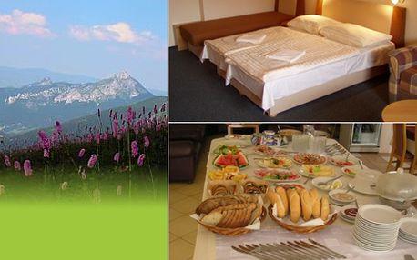 3 alebo 4-dňový neopakovateľný pobyt pre 2 osoby v Hoteli MAK TERCHOVÁ so zľavou až do 51%! Užite si príjemný oddych a zábavu v srdci atraktívnej turistickej oblasti - Vrátna Dolina!