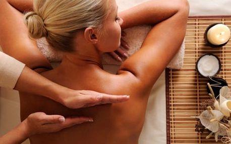 60 minutová medová detoxikační masáž včetně zábalu zad. Zbavte se únavy a toxických látek v těle. Praha 3.