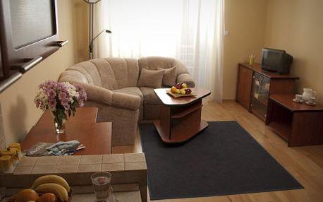 3-dňový WELLNESS pobyt pre 2 osoby v luxusných The Bears Apartments v TATRANSKEJ LOMNICI! Raňajky, sauna či vírivka a voľný vstup do fitness už v cene! Užite si našu najobľúbenejšiu lyžiarsku lokalitu vo dvojici so zľavou až 67%!