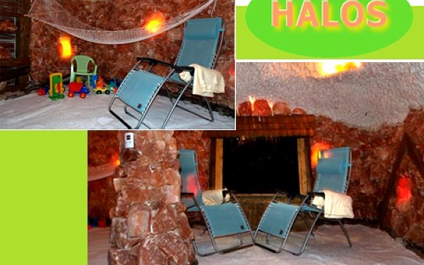 2 vstupy do solné jeskyně za 118 Kč! Dopřejte si 2x 45 minut v solné jeskyni a načerpejte energii. Dítě do 6 let zdarma!
