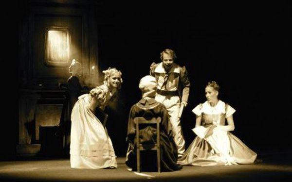 Představení v divadle ABC nebo ROKOKO od 95 Kč! Výběr ze 4 představení!