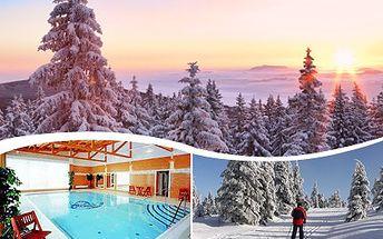 Vyrazte do Mariánských lázní za relaxováním nebo sjezdovým a běžeckým lyžováním. 41% sleva na pobyt pro DVA na 3 dny se snídaní v hotelu Krakonoš ***. Možnost využití bazénu v hotelu, skipas s 15% slevou a 30% sleva na hotelové procedury.