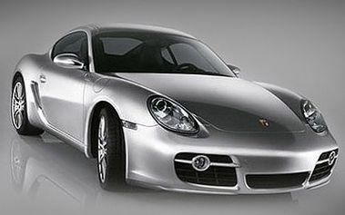 Usedněte za volant sportovního vozu! Zažijte adrenalin s PORSCHE CAYMAN v provozu. 73% sleva na řízení sporťáku PORSCHE CAYMAN na 2 HODINY. Darujte partnerovi k VALENTÝNU skvělý zážitek!