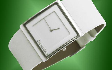 Supermódní dámské hodinky Charles Delon - model 2012!