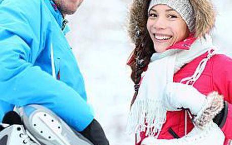 Zimní BRUSLE nebo letní KOUPÁNÍ u Máchova jezera: 3denní pobyt pro 2 osoby s polopenzí, wellnessem a masážemi – LZE VYUŽÍT AŽ DO 30. 6.!