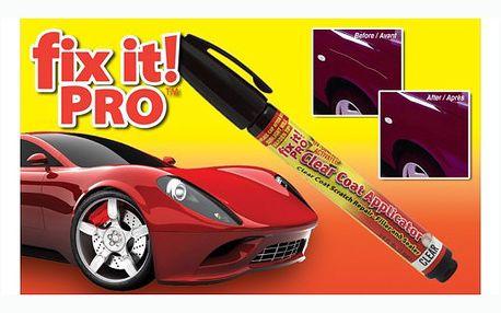 Škrábance na laku auta jsou již minulostí s profesionálním opravným perem fix it pro se slevou 70 %!!!
