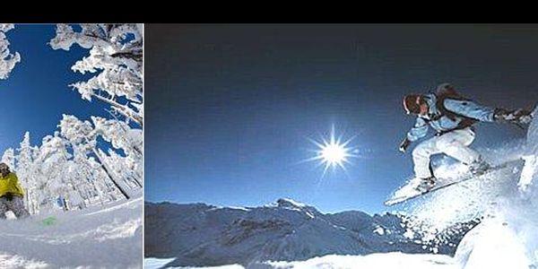 Staň se snowboardovým králem svahů s 50% slevou!Jen za 1499 Kč Tě čeká intenzivní jednodenní kurz snowboardingu na horách včetně dopravy a zapůjčení výbavy!