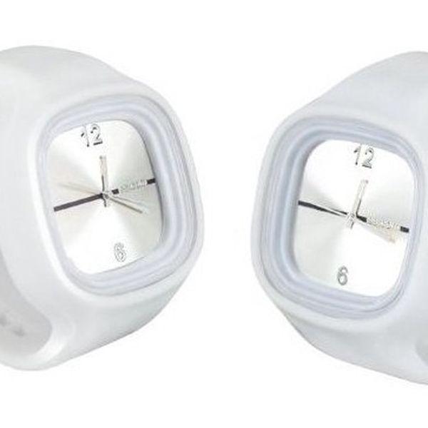 BUĎTE IN! Bílé silikonové hodinky Jelly za SUPER CENU – 99 Kč! Trendy design, pohodlné nošení – HODINKY, kterými oslníte s 50% slevou! SKVĚLÝ DÁREK nejen k Valentýnu!